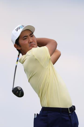 金谷、永野ともに48位スタート ゴルフ全英オープン第1日 画像1