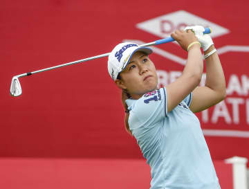 畑岡組は13位、笹生組23位 米女子ゴルフ第2日 画像1