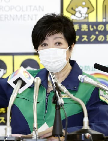 小池氏、五輪開幕後の中止を否定 「安全安心な大会保つ」 画像1