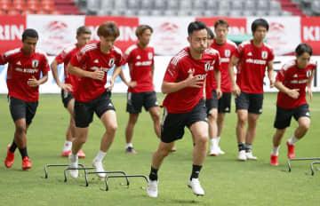 日本、17日にスペイン戦 サッカー、五輪前最後の強化試合 画像1