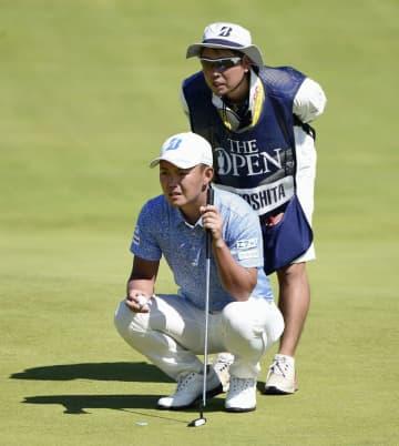 全英ゴルフ、木下稜介が決勝Rへ 65位で予選通過 画像1