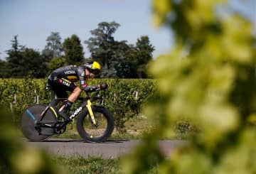 ファンアールトがステージ優勝 ツール・ド・フランス 画像1