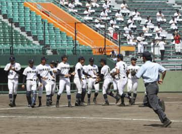 沖縄尚学が甲子園へ 高校野球地方大会 画像1
