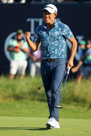 全英ゴルフ、24歳モリカワがV 木下稜介は通算2オーバー59位 画像1