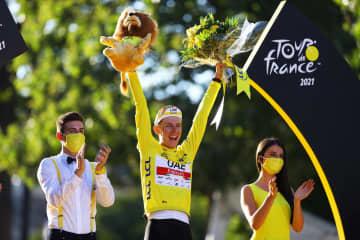 ポガチャルが総合2連覇 ツール・ド・フランス 画像1