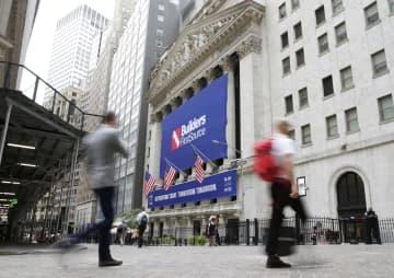 NY株急落、725ドル安 今年最大下げ 画像1