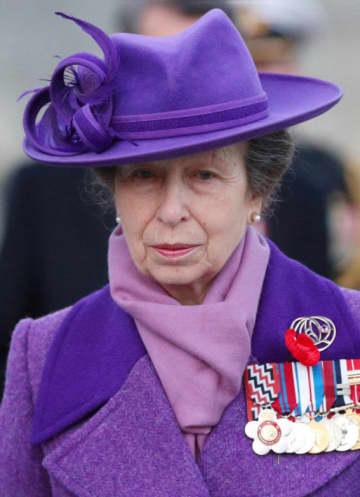 英アン王女、五輪に出席せず 日本のコロナ情勢考慮か 画像1
