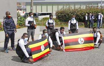 不明のウガンダ選手を保護 三重で、大阪から失踪 画像1