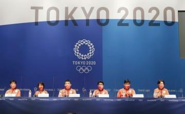 日本選手団「感染対策徹底する」 金30個の目標は維持 画像1