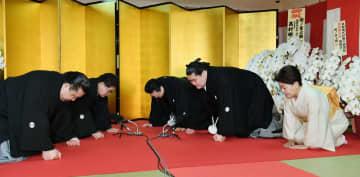 第73代横綱照ノ富士が誕生 令和初、モンゴル出身で5人目 画像1