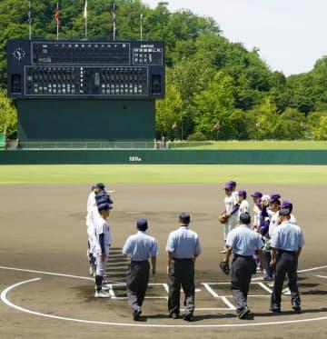 米子松蔭高、鳥取大会初戦を制す コロナで辞退から一転 画像1