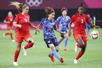 日本、初戦は1―1で引き分け サッカー女子・21日 画像1