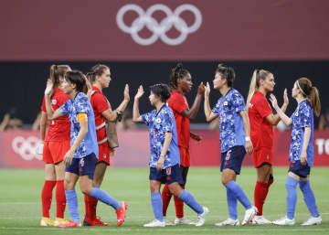 サッカー女子公式記録でトラブル 21日の日本―カナダ戦 画像1