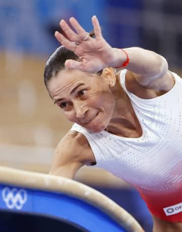 8度目の五輪「本当に最後」 体操の46歳チュソビチナ 画像1