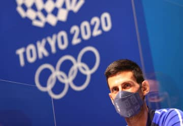 ジョコビッチ「準備できている」 悲願の五輪金メダルへ決意 画像1