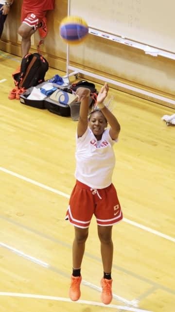 五輪バスケ3人制、24日開始 日本男女代表、最終調整 画像1