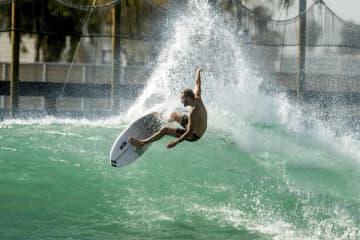 五十嵐カノアと同組選手が陽性 サーフィン男子、棄権表明 画像1