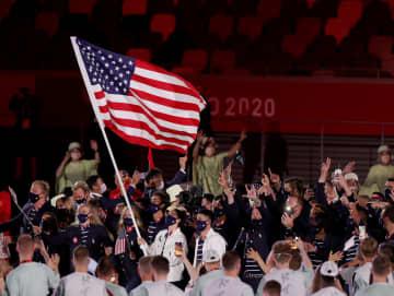 米国旗手は同性愛者バード バスケ女子で4大会連続金 画像1