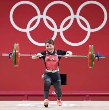重量挙げ・三宅宏実が引退表明 ロンドンで銀、リオで銅 画像1