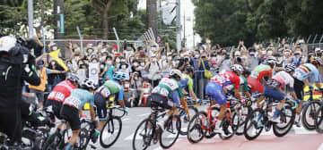 橋本会長、自転車ロード会場視察 「有観客に感謝」 画像1