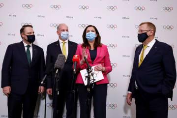 IOCコーツ氏、公開説教で批判 豪の女性州首相に会見席上で 画像1