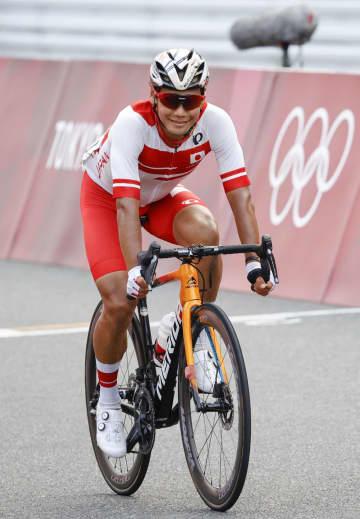 新城35位、増田は84位 自転車・24日 画像1