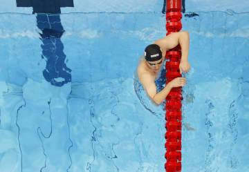 瀬戸が予選敗退、池江らも落選 競泳・24日 画像1