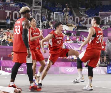 日本は男女とも1勝1敗、1次L バスケ3人制・24日 画像1