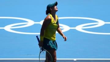 世界1位のバーティが1回戦敗退 女子テニスで波乱 画像1