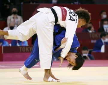柔道、阿部詩が金メダル 52キロ級で日本勢初の頂点 画像1
