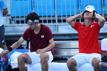 テニスで連日の暑さ対策ルール 日本勢も試合時間に不満 画像1
