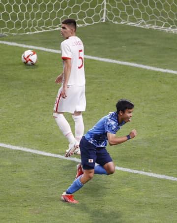 日本、メキシコ破り2連勝で首位 サッカー男子・25日 画像1