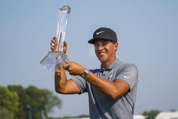 米男子ゴルフ、チャンプが3勝目 3Mオープン 画像1