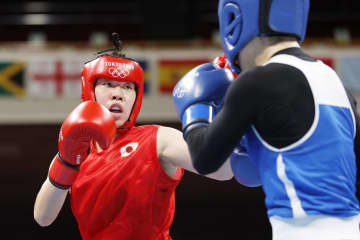 入江が8強、田中と森脇2回戦へ ボクシング・26日 画像1