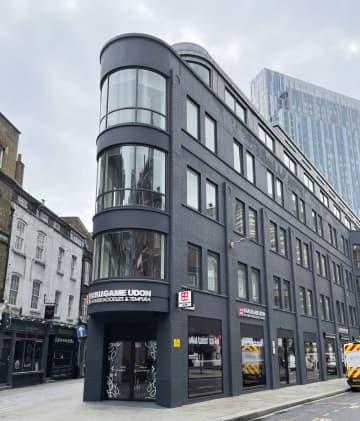 丸亀製麺、ロンドンに新店 欧州でも打ちたてうどん 画像1