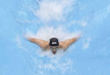 瀬戸、大橋、寺村が準決勝へ 競泳・26日 画像1