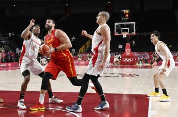 男子日本、黒星スタート バスケットボール・26日 画像1