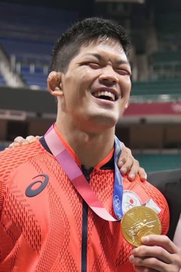 柔道大野が2連覇、卓球は初の金 体操男子はV2届かず銀、第4日 画像1