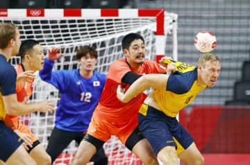 男子日本は2連敗 ハンドボール・26日 画像1