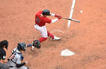 MLBヘルナンデスが週間MVP テーラーも、ともに打率4割 画像1