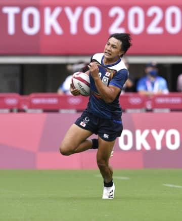 日本は準々決勝進めず ラグビー7人制・27日 画像1
