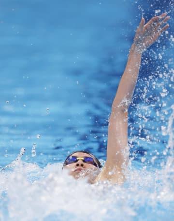 大橋ら決勝へ、瀬戸は落選 競泳・27日 画像1