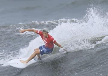 サーフィン、五十嵐カノアが決勝 競泳大橋悠依も、瀬戸大也は敗退 画像1