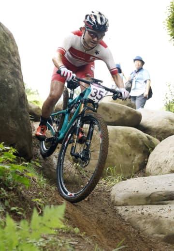 マウンテンバイク、今井は37位 自転車・27日 画像1