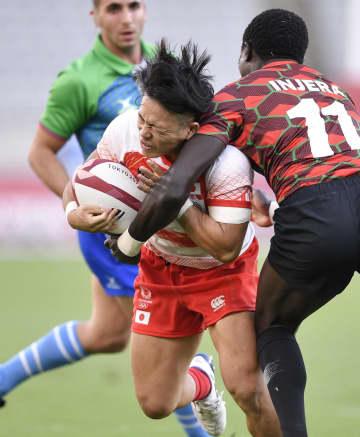 日本は11、12位決定戦へ ラグビー7人制・27日 画像1
