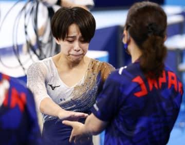 村上ら日本、女子団体総合で5位 体操・27日 画像1