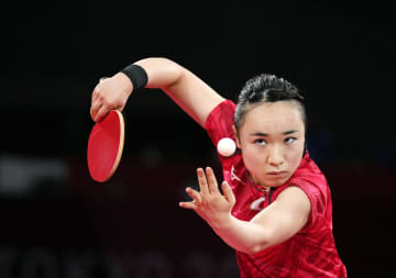 伊藤美誠が4強、石川佳純は敗退 卓球・28日 画像1