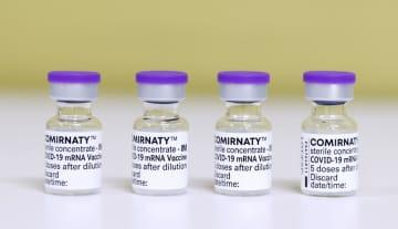 ワクチン売上高3.7兆円 ファイザー、年間予想修正 画像1