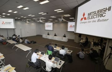 三菱電機、長崎拠点の認証停止 品質管理規格、検査不正で 画像1
