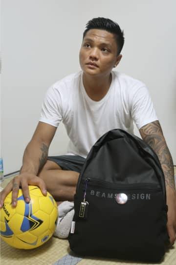 難民申請ミャンマー選手、横浜へ 大阪離れJ3練習生に 画像1